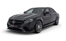 Car tuning desktop wallpapers Brabus 700 Mercedes-AMG E 63 S 4MATIC+ - 2017