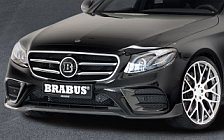 Car tuning desktop wallpapers Brabus Mercedes-Benz E-class AMG Line - 2017