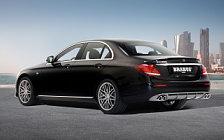 Car tuning desktop wallpapers Brabus Mercedes-Benz E-class - 2017