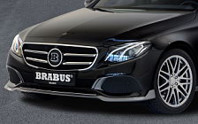 Car tuning desktop wallpapers Brabus Mercedes-Benz E-class - 2017