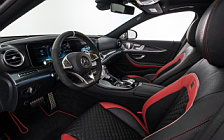 Car tuning desktop wallpapers Brabus 800 Mercedes-AMG E 63 S 4MATIC+ - 2018