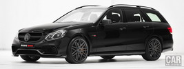 Brabus 850 6.0 Biturbo Mercedes-Benz E63 AMG Estate - 2013