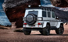 Car tuning desktop wallpapers Brabus 550 Adventure 4x4 2 Mercedes-Benz G 500 4x4 2 - 2017