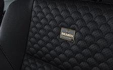 Car tuning desktop wallpapers Brabus 850 Buscemi Edition Mercedes-AMG G 63 - 2017