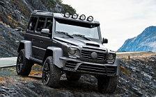 ���� ������ ���� Mansory Gronos Mercedes-Benz G 500 4x4<sup>2</sup> Black Desert - 2017