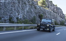 Car tuning desktop wallpapers Brabus 700 Widestar Mercedes-AMG G 63 - 2018