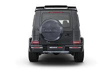 Car tuning desktop wallpapers Brabus 800 Widestar Mercedes-AMG G 63 - 2019