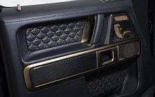 Car tuning desktop wallpapers Brabus 800 Black Gold Mercedes-AMG G 63 - 2020