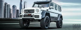 Brabus 700 4x4<sup>2</sup> One of Ten Final Edition - 2018