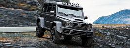 Mansory Gronos Mercedes-Benz G 500 4x4<sup>2</sup> Black Desert - 2017