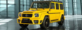 Mansory Gronos Mercedes-Benz G65 AMG - 2013