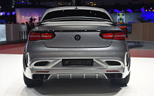 Car tuning desktop wallpapers Hamann Mercedes-AMG GLE 63 S 4MATIC Coupe - 2017