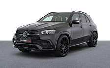 Car tuning desktop wallpapers Brabus D30 Mercedes-Benz GLE 300 d 4MATIC - 2020