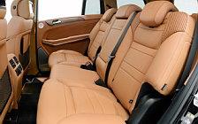 Car tuning desktop wallpapers Brabus 850 XL Widestar Mercedes-AMG GLS 63 - 2016