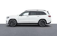 Car tuning desktop wallpapers Brabus D40 Mercedes-Benz GLS 400 d 4MATIC - 2020