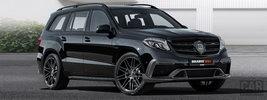 Brabus 850 XL Widestar Mercedes-AMG GLS 63 - 2016