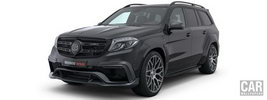 Brabus 850 XL Widestar Mercedes-AMG GLS 63 - 2018