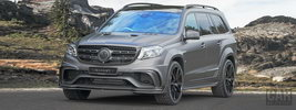 Mansory Mercedes-AMG GLS 63 4MATIC UK-spec - 2017