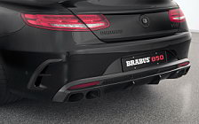 Car tuning desktop wallpapers Brabus 850 6.0 Biturbo Cabrio Mercedes-AMG S 63 Cabriolet - 2017