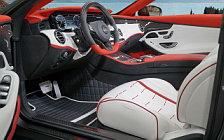���� ������ ���� Mansory Mercedes-AMG S 63 Cabriolet Black Edition - 2017