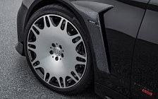 Car tuning desktop wallpapers Brabus 800 Mercedes-AMG S 63 4MATIC+ - 2018