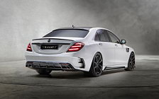 Car tuning desktop wallpapers Mansory Mercedes-AMG S 63 Signature Edition - 2018