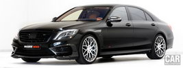 Brabus 850 6.0 Biturbo Mercedes-AMG S 63 4MATIC - 2015