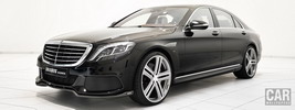 Brabus 850 Biturbo iBusiness Mercedes-Benz S-class - 2013
