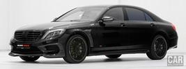 Brabus 850 S Mercedes-Benz S63 AMG - 2014