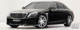 Brabus Mercedes-Benz S-class - 2013
