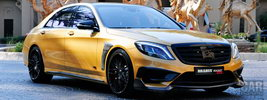 Brabus Rocket 900 DESERT GOLD Edition Mercedes-AMG S 65 - 2015