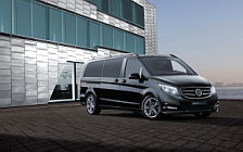 Car tuning desktop wallpapers Brabus Business Lounge Mercedes-Benz V-class - 2017