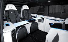 Car tuning desktop wallpapers Brabus Business Lounge Mercedes-Benz V-class - 2017