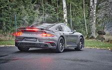 Car tuning desktop wallpapers Mansory Porsche 911 Turbo S - 2018