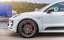 Car tuning desktop wallpapers TechArt Porsche Macan - 2018