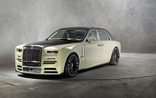 Car tuning desktop wallpapers Mansory Rolls-Royce Phantom Bushukan Edition - 2018