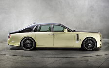 Car tuning desktop wallpapers Mansory Rolls-Royce Phantom Bushukan Edition - 2018