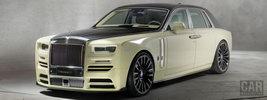 Mansory Rolls-Royce Phantom Bushukan Edition - 2018