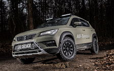 Car tuning desktop wallpapers JE Design Seat Ateca All Terrain - 2018