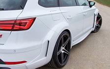 Car tuning desktop wallpapers JE Design Seat Leon Cupra 300 ST Widebody - 2018