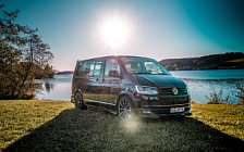 Car tuning desktop wallpapers ABT Volkswagen Caravelle T6 - 2018