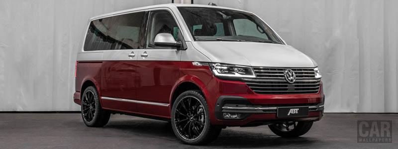 Car tuning desktop wallpapers ABT Volkswagen Multivan Bulli T6.1 - 2020 - Car wallpapers